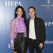 Keir Gilchrist HFPA/THR TIFF PARTY - Arrivals
