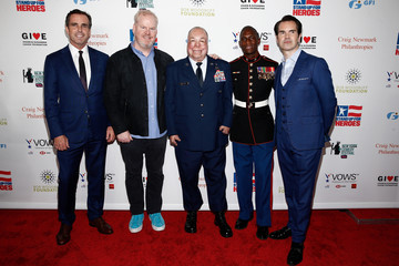 Keir Simmons The New York Comedy Festival And The Bob Woodruff Foundation Present The 12th Annual Stand Up For Heroes Event