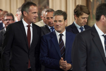 Keir Starmer The State Opening Of Parliament 2017