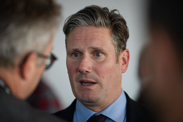 Keir Starmer 2018 Labour Party Conference - Day Two