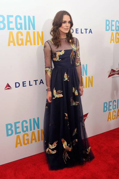 'Begin Again' Premieres in NYC — Part 2 [begin again,red carpet,clothing,carpet,dress,premiere,shoulder,flooring,fashion,joint,fashion model,budweiser,keira knightley,weinstein,new york,sva theater,new york premiere of the weinstein company,delta airlines,company,premiere]