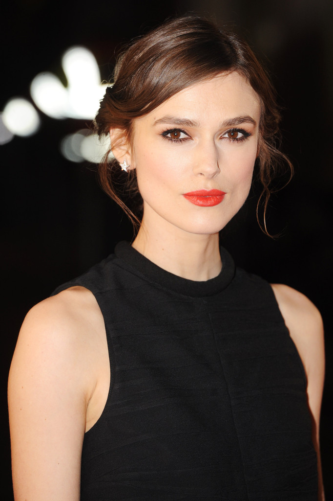 Let's Just Admire Keira Knightley's Makeup, Shall We?