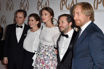 Keira Knightley Morten Tyldum 26th Annual Producers Guild Of America Awards - Red Carpet