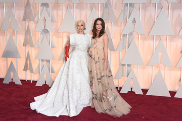 Keira Knightley Arrivals at the 87th Annual Academy Awards — Part 3