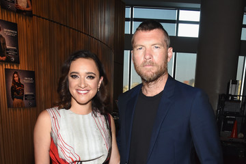 Keisha Castle-Hughes Discovery's 'Manhunt: Unabomber' World Premiere