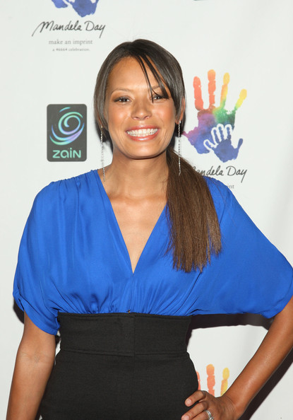 Keisha Whitaker Photos Photos - Mandela Day: A 46664 ...