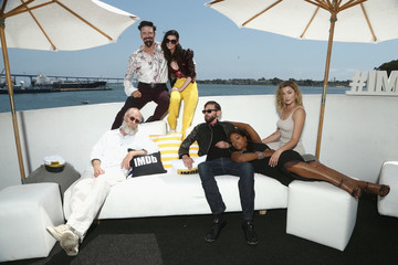 Keith Allan #IMDboat At San Diego Comic-Con 2018: Day One