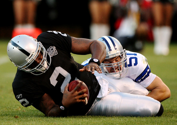 Image result for Jamarcus russell sacked