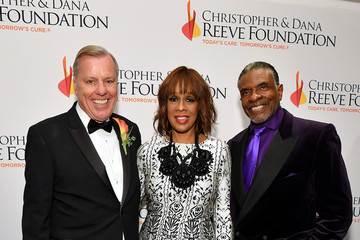 Keith David The Christopher & Dana Reeve Foundation 'Magical Evening' Gala - Arrivals