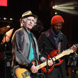 Keith Richards The SecondAnnual LOVEROCKS NYC! A Benefit Concert for God's Love We Deliver - Inside
