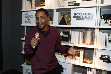 Keith Stanfield Creators League Studio At 2017 Sundance Film Festival - Day 1