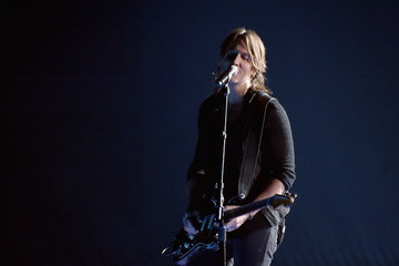 Keith Urban The 51st Annual CMA Awards - Show