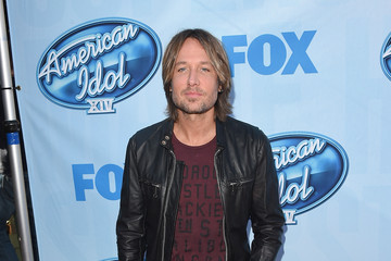 Keith Urban 'American Idol XIV' Red Carpet Event