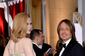 Keith Urban Arrivals at the 87th Annual Academy Awards — Part 3
