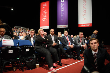 Keith Vaz Labour Party Conference - Day Three
