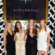 Keke Lindgard Diane Von Furstenberg Supports National Multiple Sclerosis Society with Jamie Lynn Sigler, Alison Kay, and Anne Marie Kortright