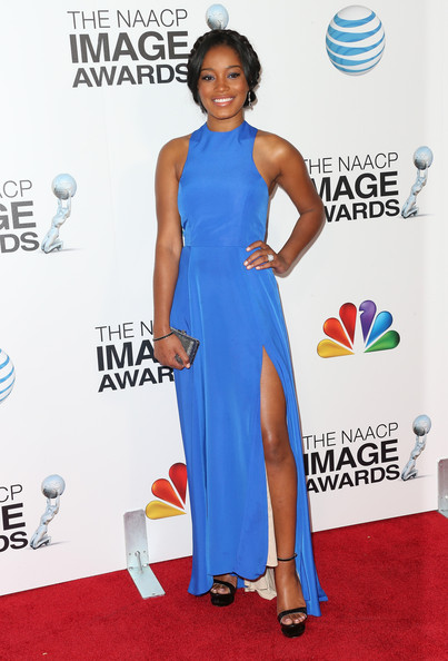 Keke Palmer - 44th NAACP Image Awards - Arrivals