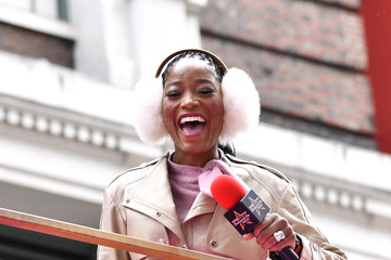 Keke Palmer The World-Famous Macy's Thanksgiving Day Parade® Kicks Off The Holiday Season For Millions Of Television Viewers Watching Safely At Home