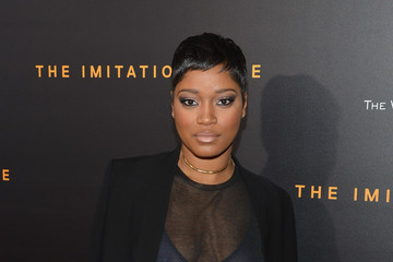 Keke Palmer Premiere Of The Imitation Game, Hosted By Weinstein Company