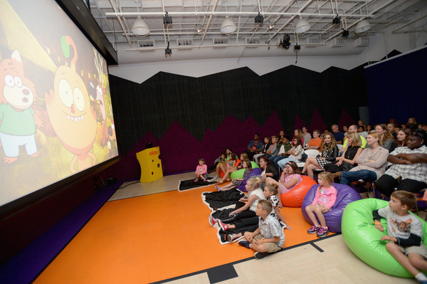 Nickelodeon's Halloween Screening