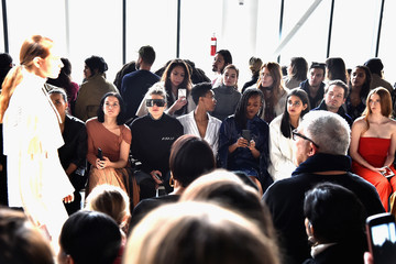 Kelela Dion Lee - Front Row - February 2018 - New York Fashion Week: The Shows