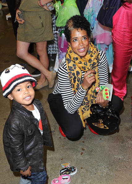 Kelis - Vans x Yo Gabba Gabba! Shoe Launch At Kitson Kids Los Angeles