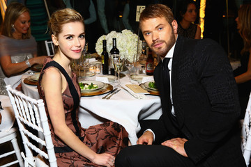 Kellan Lutz Celebrities Attend the 2015 Fragrance Foundation Awards