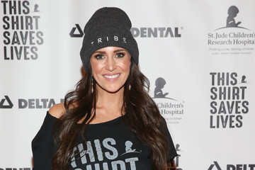 Kelleigh Bannen Celebrities Rock #ThisShirtSavesLives For St. Jude In Night Of Music, Fashion And Magic