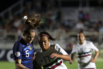 Kelley O'Hara United States vs. Mexico: Group A - CONCACAF Women's Championship