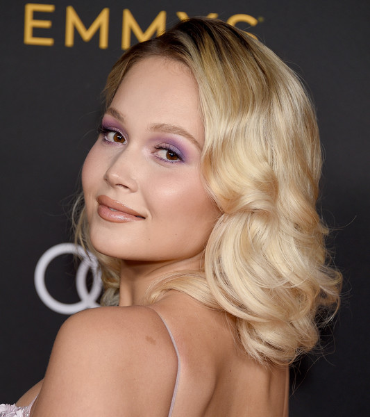 Television Academy Honors Emmy Nominated Performers - Arrivals [hair,blond,face,hairstyle,chin,eyebrow,long hair,beauty,layered hair,hair coloring,arrivals,performers,kelli berglund,wallis annenberg center for the performing arts,beverly hills,california,television academy honors emmy]