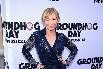 "Kelli Giddish ""Groundhog Day"" Broadway Opening Night - Arrivals & Curtain Call"