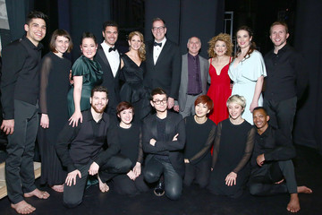 Kelli O'hara Master Voices 2016 Spring Benefit and Concert - Cast Photo