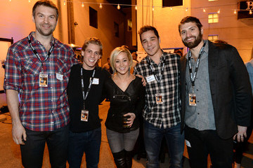 Kellie Pickler Buffalo Sabres Event at Black River Entertainment