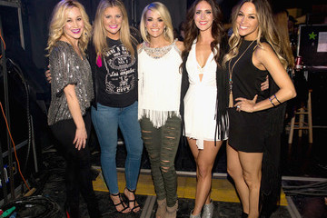 Kellie Pickler 4th ACM Party for a Cause Festival - Day 1 - Backstage And Audience