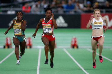 Kelly-Ann Baptiste IAAF World Indoor Championships - Day 3