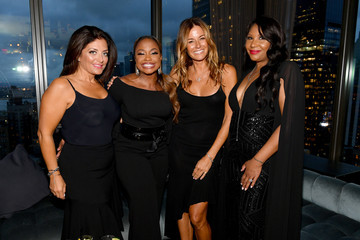 Kelly Bensimon WE TV And Traci Braxton Celebrate The New Season Of Braxton Family Values