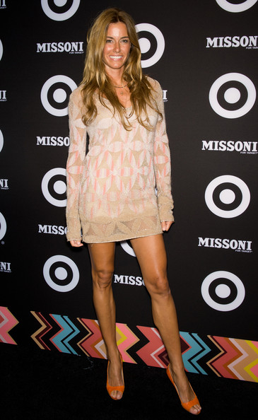 Kelly Bensimon Kelly Bensimon attends the Missoni for Target Collection launch at the Missoni for Target Pop-Up Store on September 7, 2011 in New York City.