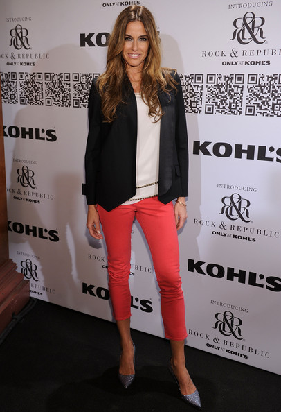 Kelly Bensimon Kelly Killoren Bensimon at Hammerstein Ballroom on February 10, 2012 in New York City.