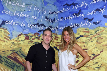 Kelly Bensimon Van Gogh: The Immersive Experience NYC VIP Preview Party