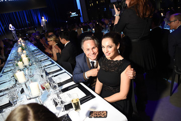 Kelly Brook IWC Schaffhausen Third Annual 'For The Love Of Cinema' Gala During Tribeca Film Festival - Inside