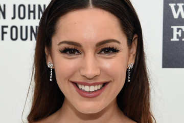 Kelly Brook Arrivals at the Elton John AIDS Foundation Oscars Viewing Party — Part 3
