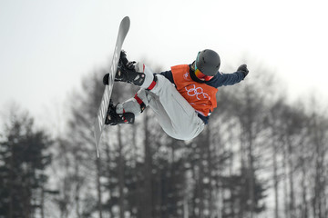 Kelly Clark Around the Games: Day 0 - Winter Olympic Games