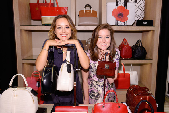 Furla X the Glamourai at Bloomingdale's