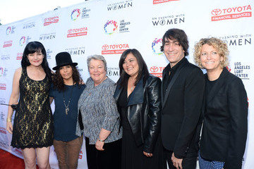 Kelly Lynch An Evening With Women Benefit Presented By Toyota Financial Services For Los Angeles LGBT Center