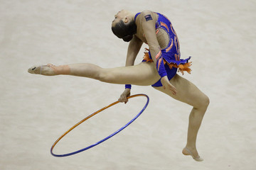 Kelly Macdonald Singapore Open Gymnastics Championships - Day 1