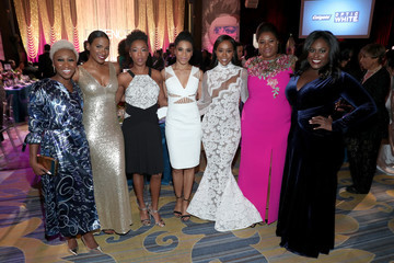 Kelly McCreary Essence Black Women In Hollywood Awards - Inside