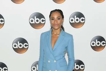 Kelly McCreary 2017 Summer TCA Tour - Disney ABC Television Group - Arrivals