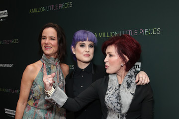 Kelly Osbourne Sharon Osbourne Special Screening Of Momentum Pictures' 'A Million Little Pieces' - Arrivals