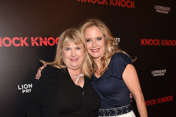 Kelly Preston Premiere of Lionsgate's 'Knock Knock' - Red Carpet