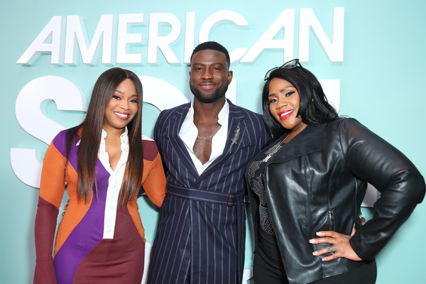 """BET's """"American Soul"""" Los Angeles Premiere [fashion,beauty,youth,event,fun,fashion design,outerwear,photography,performance,model,kelly price,sinqua walls,connie orlando,american soul,l-r,los angeles,north hollywood,bet,premiere,los angeles premiere]"""